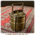 インドの真鍮製アンティーク弁当箱 MGD-O-GOODS-001