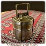 インドの真鍮製アンティーク弁当箱 MGD-O-GOODS-002