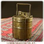 インドの真鍮製アンティーク弁当箱 MGD-O-GOODS-