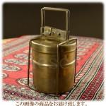 インドの真鍮製アンティーク弁当箱 MGD-O-GOODS-005