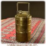 インドの真鍮製アンティーク弁当箱 MGD-O-GOODS-006