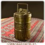 インドの真鍮製アンティーク弁当箱 MGD-O-GOODS-007