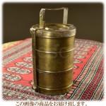 インドの真鍮製アンティーク弁当箱 MGD-O-GOODS-008