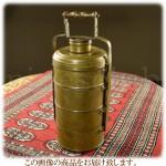 インドの真鍮製アンティーク弁当箱 MGD-O-GOODS-009