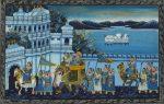 インドの伝統工芸・細密画・ミニアチュール