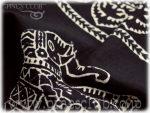 マルチカバー ブロックプリント インド 更紗 シングルサイズ CBC-0224