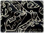 マルチカバー ブロックプリント インド 更紗 シングルサイズ CBC-0227