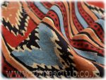 マルチカバー ブロックプリント インド 更紗 シングルサイズ CBC-0257