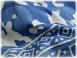 マルチカバー ブロックプリント インド 更紗 シングルサイズ CBC-0716