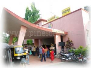 インド・ジャグダルプル駅