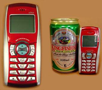 インドの携帯電話