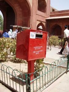 インド・タージマハル