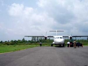 インド・デラドゥーン空港