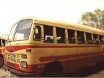 南インドのバス