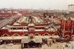 インド、コルカタのニューマーケット