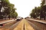 インド亜大陸最南端の駅
