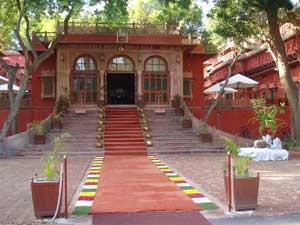 インド・ガジネールパレスホテル