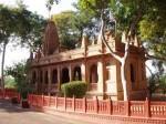 インド、ガジネールパレスホテルのガネーシャ寺院