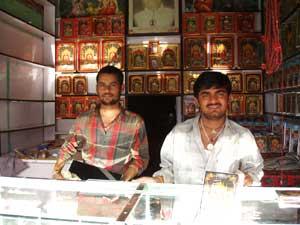 インド・カルニマーター寺院