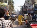 インド、オールドデリーのジャマーマスジッド