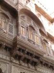 インド、ジョドプールのメヘランガル城塞