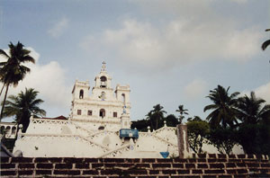 インド・パナジ教会