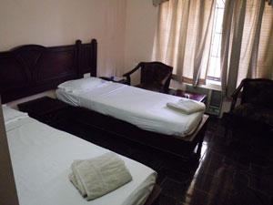 インド・トリヴァンドラムのホテル