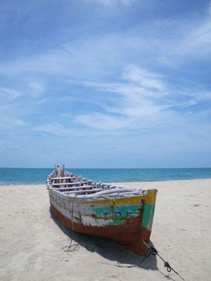 インドの漁船