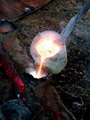 インド先住民の工芸品