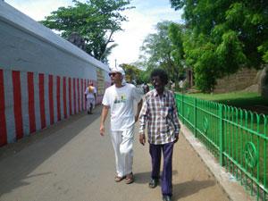 インド・マハーバリプラムのガイド