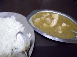 インドの食事