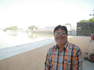 インド、ブジのおじさん