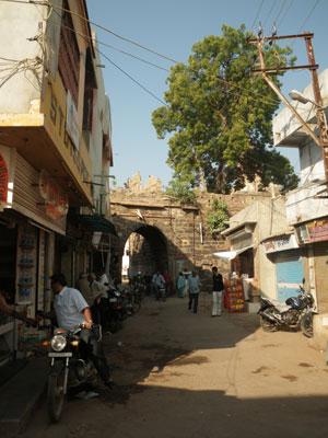 インド、ブジのプラグ・マハル