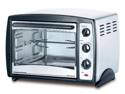 インドの電気オーブン