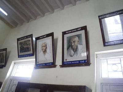 インド、ポルバンダールのガンディー博物館