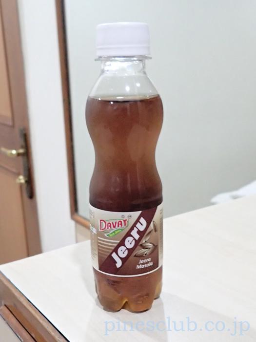 """インドの清涼飲料水""""Jeeru"""""""