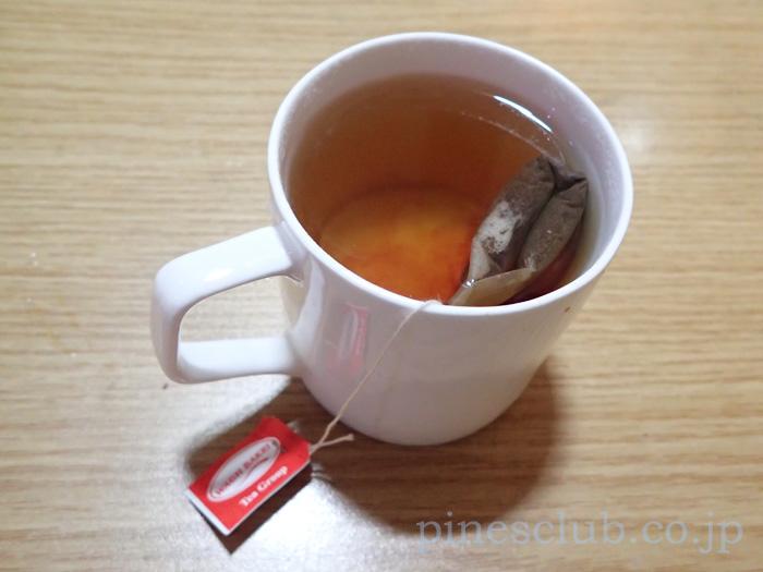 インドのティーバッグでお茶を淹れる