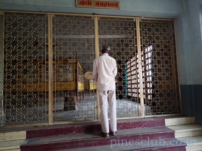 インド・バーヴナガルのガンディーミュージアムの扉は今開かれる
