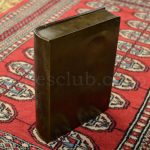 ブックタイプの真鍮ケース