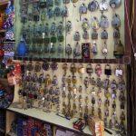インドの南京錠屋