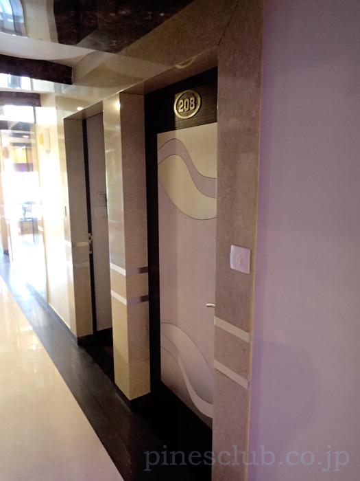 インド・ジュナーガルのホテルハーモニー