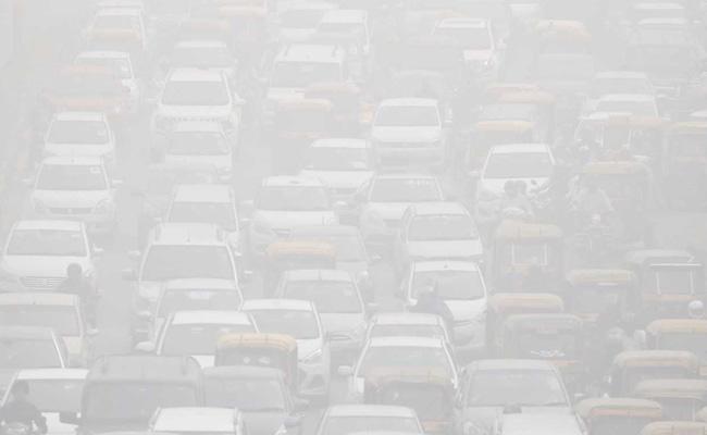 デリーの大気汚染