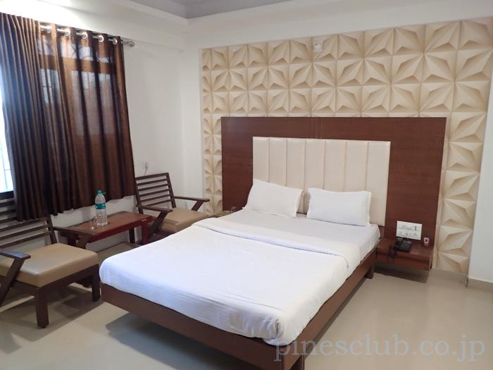 インド、ドワルカのホテル「ゴンティ」