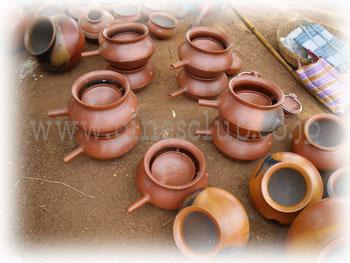 酒の蒸留鍋