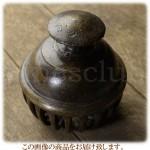 エレファントベル 象の鈴 直径約12cm 重さ約1.4kg インド 真鍮製 MGD-O-BELL-503