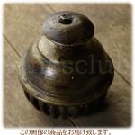 エレファントベル 象の鈴 直径約12cm 重さ約1.6kg インド 真鍮製 MGD-O-BELL-504