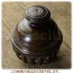 エレファントベル 象の鈴 直径約12cm 重さ約1.6kg インド 真鍮製 MGD-O-BELL-505