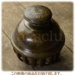 エレファントベル 象の鈴 直径約11.5cm 重さ約1.5kg インド 真鍮製 MGD-O-BELL-507