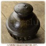 エレファントベル 象の鈴 直径約12.5cm 重さ約1.7kg インド 真鍮製 MGD-O-BELL-509