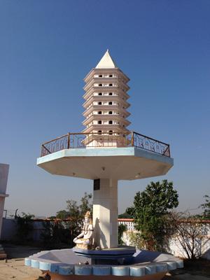 インドのハトマンション